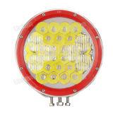 높은 루멘 9inch 150W 크리 사람 LED 모는 빛