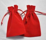 Pequeña bolsa de la tela para Jewelry-05