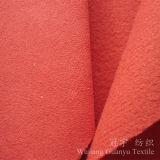 Tissu micro de suède de cuir artificiel pour la décoration à la maison