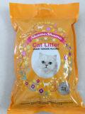 Groupement facile et litière du chat sans poussière