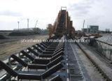 Conjuntos de calhas de transporte, Carrier Trouph Idler, Impact Tough Roller