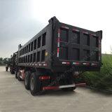 디젤 엔진 무거운 8*4 HOWO 12 바퀴 덤프 트럭