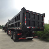 Caminhão de descarga pesado Diesel de 8*4 HOWO 12-Wheel