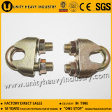 Гальванизированный Electro томительноий-тягуч зажим веревочки провода DIN1142