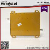 Doppelband2g 3G 4G 900/2100MHz Handy-Signal-Verstärker