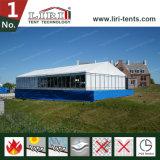 шатер свадебного банкета 10X15m роскошный алюминиевый с украшением