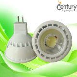 CER RoHS Dimmable GU10 85-265V COB LED Spot Light