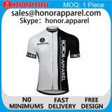 Honorapparelの自由なデザインはあらゆるカラーロゴジャージーの循環の摩耗を循環させる短い袖をカスタマイズした