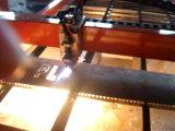 Tipo máquina do pórtico de estaca do plasma do CNC do metal