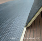Suelo de vinilo residencial de 5.5mm WPC de alta calidad