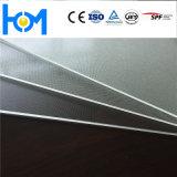 10W 18V多Soalrのパネルの緩和されたガラス織り目加工ガラス
