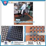 Antibeleg-Gummimatten-Antiermüdung-Gummimatten-Werkstatt-Gummibodenbelag-Matte
