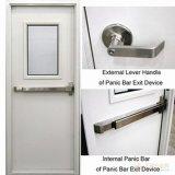Stahltür-Notausgang mit amerikanischer UL zugelassener verschiedener Art-Sicherheits-Tür