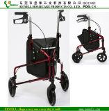 La mayoría del caminante de acero estándar competitivo de Rollator (2411A)