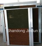 Garniture de refroidissement par évaporation pour la serre chaude (7090/7060/5090)