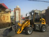 Carregador da roda da agricultura de Hzm 908 do fabricante