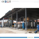 2013 Style caldo Fuel Oil Refining Distillation Plant 10ton Per 24hours