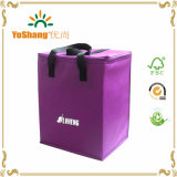 Outdoor Fitness Non Woven Insulated Lunch Bag Cooler Bag