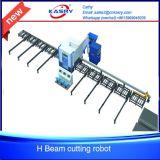 Машина вырезывания Plamsa луча h справляясь используемая для стального kr-Xh изготовления