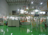 3.2m SMS Production Line para Polypropylene Spunbond Fabric Machine