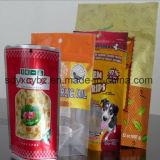 Sacos Ziplock do empacotamento de alimento com indicador desobstruído