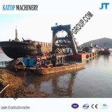 Cannlの浚渫のための24のインチのカッターの吸引の浚渫船