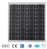 Mono панель солнечных батарей 45W для системы -Решетки солнечной