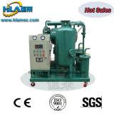 Dispositivo Waste de refrigeração ar do purificador de petróleo hidráulico do aquecimento do vácuo de Lvp