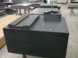 Partie supérieure du comptoir du granit CMM de haute précision