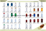 Kapsel-Verpacken der Großhandelshaustier-dunkelrotes Plastikflaschen-175ml