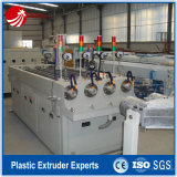 Ligne automatique d'extrusion de pipe de PVC de protection de fil