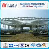 Пакгауз стальной структуры Lida изготовленный