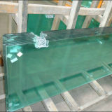 3-19mm Tempered Float Glass, Toughened Float Glass, Safety Float Glass, Processed Float Glass avec OIN, CE, AS/NZS2008
