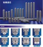 高い純度の良質のチタニウム棒