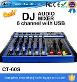 도매 DJ 제품 CT 60s 6 채널 통신로 믹서