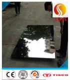 Hoja de acero acanalada galvanizada cubierta 316L del material para techos del acero inoxidable