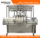 4 Kopf-linearer Typ Öl-Füllmaschine