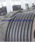 Antigiro cuerda de alambre por el Levantamiento de Izar--19X7