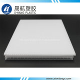 Opal白い多炭酸塩の空のプラスチックパネル