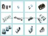 La commande numérique par ordinateur d'acier retiennent l'ajustage de précision convenable hydraulique de soudure de boyau