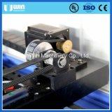 De beste Scherpe Machine van het Leer van de Doek van de Kleding van Cuttter van de Laser van de Prijs Mini