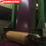 El color sumergido caliente PPGI prepintó el acero galvanizado
