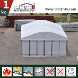 Kleines Abdeckung-Oberseite-Bogen-Schutz-Zelt mit ABS Wand