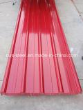 Mattonelle di tetto preverniciate alta qualità del metallo del tetto Sheet/OEM PPGI di Aluzinc
