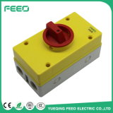 Hauptgebrauch-elektrische wetterfeste Isolierscheibe-Schalter, Lokalisierungs-Schalter