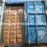 Msg глутамата натрия хорошего качества Mono (8-10mesh) от Китая