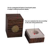 Caja de joyas de cuero de gama alta