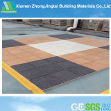 Driveway를 위한 물 Permeable Brick/Clay Paving Brick