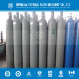 cylindre oxygène-gaz à haute pression de 40L 47L 50L (GB5099/EN ISO9809-1)