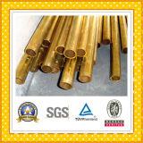 Tubo d'ottone (H59, H62, HPB59-1.3602.3604, C2200, C2300, C2600)